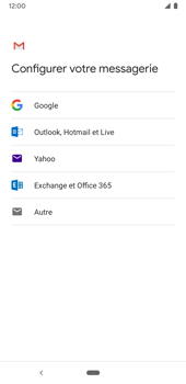 Google Pixel 3a - E-mails - Ajouter ou modifier votre compte Yahoo - Étape 7