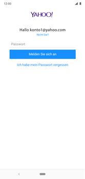 Nokia 6.1 Plus - E-Mail - Konto einrichten (yahoo) - 9 / 18