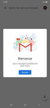 Samsung Galaxy A50 - E-mails - Ajouter ou modifier votre compte Gmail - Étape 14