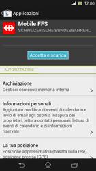 Sony Xperia Z - Applicazioni - Installazione delle applicazioni - Fase 22