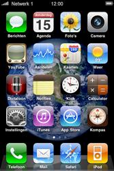 Apple iPhone 3G S - netwerk en bereik - gebruik in binnen- en buitenland - stap 6