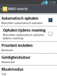 LG E430 Optimus L3 II - MMS - probleem met ontvangen - Stap 9