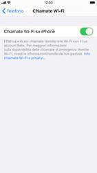 Apple iPhone 8 - iOS 13 - WiFi - Attivare WiFi Calling - Fase 8
