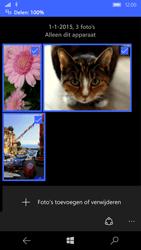 Microsoft Lumia 950 - contacten, foto