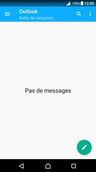 Sony Xperia Z5 Premium (E6853) - Android Nougat - E-mail - Configuration manuelle (outlook) - Étape 16