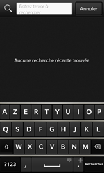 BlackBerry Z10 - Applications - Télécharger une application - Étape 14