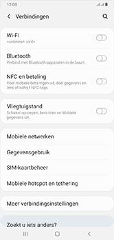Samsung Galaxy A10 - netwerk en bereik - gebruik in binnen- en buitenland - stap 5