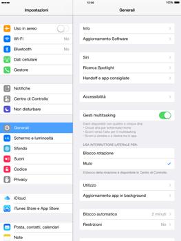 Apple iPad mini 2 - iOS 8 - Applicazioni - Come disinstallare un