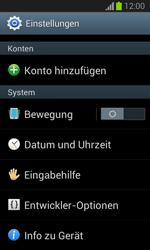 Samsung Galaxy Trend Lite - Software - Installieren von Software-Updates - Schritt 5