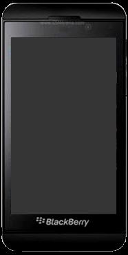 BlackBerry Z10 - SIM-Karte - Einlegen - 7 / 8