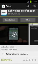 Samsung Galaxy S II - Apps - Installieren von Apps - Schritt 10