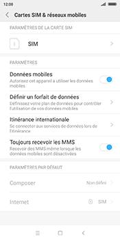 Xiaomi Redmi 5 - Internet - Configuration manuelle - Étape 4