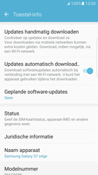 Samsung Galaxy S7 Edge - Software update - update installeren zonder PC - Stap 5