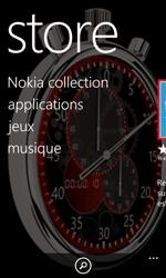 Nokia Lumia 625 - Applications - Télécharger une application - Étape 4