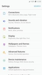 Samsung Galaxy A5 (2017) - Internet and data roaming - Manual configuration - Step 4