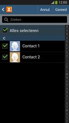 Samsung Galaxy Core LTE 4G (SM-G386F) - Contacten en data - Contacten kopiëren van toestel naar SIM - Stap 8