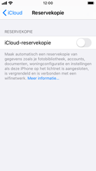 Apple iphone-se-met-ios-13-model-a1723 - Instellingen aanpassen - Back-up maken in je account - Stap 10
