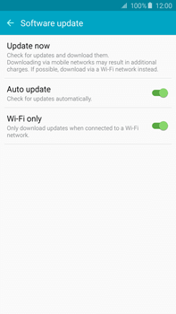 Samsung N920 Galaxy Note 5 - Device - Software update - Step 7