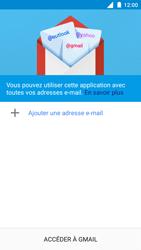 Nokia 3 - E-mail - configuration manuelle - Étape 5