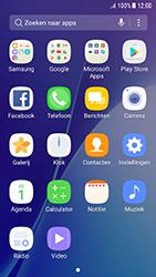 Samsung Galaxy A5 (2016) - Android Nougat - sms - handmatig instellen - stap 3