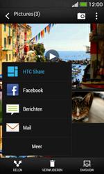 HTC Desire 500 - contacten, foto