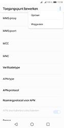 Huawei Y5 (2018) - MMS - handmatig instellen - Stap 16