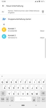 Sony Xperia 10 Plus - MMS - Erstellen und senden - Schritt 7