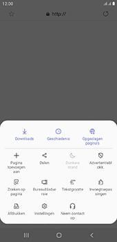 Samsung Galaxy J6 Plus - Internet - handmatig instellen - Stap 27
