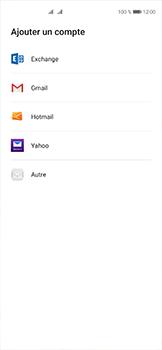 Huawei P40 - E-mails - Ajouter ou modifier votre compte Yahoo - Étape 4