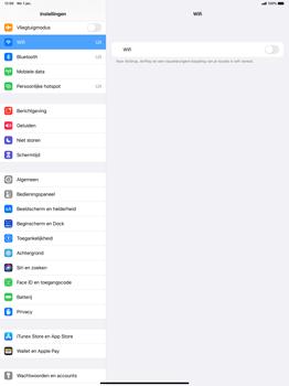 Apple iPad Pro 12.9 inch 4th generation (2020) (Model A2232) - WiFi - Handmatig instellen - Stap 4