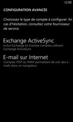 Nokia Lumia 820 / Lumia 920 - E-mail - Configuration manuelle - Étape 8