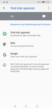 Huawei Mate 20 - Toestel - Stel Zoek mijn mobiel in - Stap 5