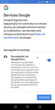 Huawei P Smart - E-mails - Ajouter ou modifier votre compte Gmail - Étape 12