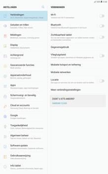 Samsung Galaxy Tab A 10.1 - Android Nougat - Instellingen aanpassen - Fabrieksinstellingen terugzetten - Stap 4