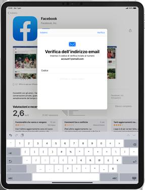 Apple iPad Pro 10.5 (1st gen) - iPadOS 13 - Applicazioni - Configurazione del negozio applicazioni - Fase 21