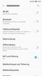 Samsung Galaxy S6 (G920F) - Android Nougat - Ausland - Im Ausland surfen – Datenroaming - Schritt 7