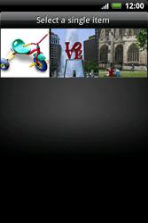 HTC A510e Wildfire S - E-mail - Sending emails - Step 11