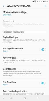 Samsung Galaxy J6 Plus - Sécuriser votre mobile - Activer le code de verrouillage - Étape 5