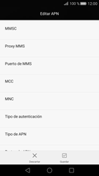 Huawei P8 - Internet - Configurar Internet - Paso 11