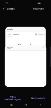 Samsung Galaxy S10 Plus - Internet e roaming dati - Uso di Internet - Fase 19
