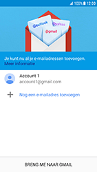 Samsung G930 Galaxy S7 - Android Nougat - E-mail - Handmatig instellen (gmail) - Stap 15
