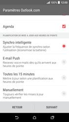 HTC Desire 530 - E-mails - Ajouter ou modifier votre compte Outlook - Étape 10
