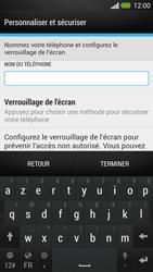 HTC One - Premiers pas - Créer un compte - Étape 11