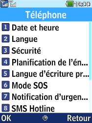 LG G359 - Sécuriser votre mobile - Personnaliser le code PIN de votre carte SIM - Étape 5
