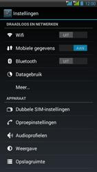 HTC Desire 516 - Internet - Handmatig instellen - Stap 4