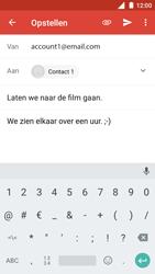 Nokia 5 (TA-1024) - E-mail - Hoe te versturen - Stap 9