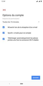 Nokia 9 - E-mail - Configuration manuelle - Étape 19