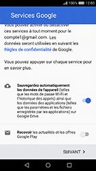 Huawei Y6 (2017) - Applications - Créer un compte - Étape 16