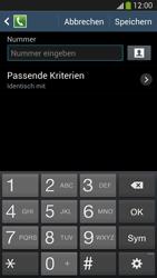 Samsung Galaxy S4 LTE - Anrufe - Anrufe blockieren - 9 / 14