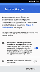 Samsung Galaxy Xcover 4 - Applications - Créer un compte - Étape 21